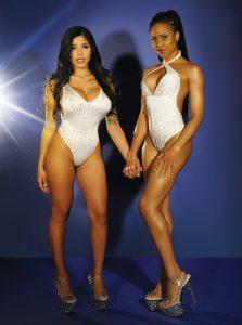 Up Close With 2021 AVN Awards Hosts Kira Noir & Skyler Lo