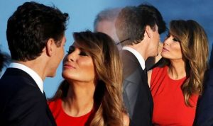 Melania Trump and Justin Trudeau - Sex in the office - This video will change the whole world
